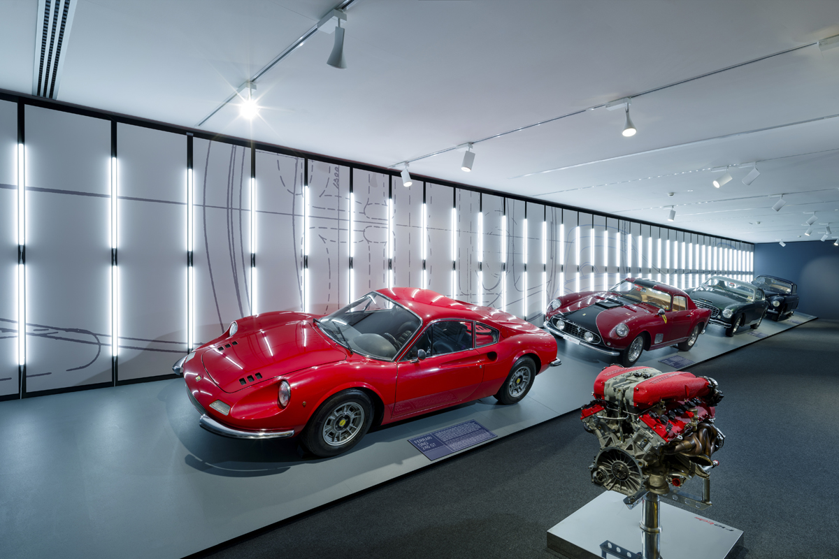 Museo Ferrari: Driven by Enzo