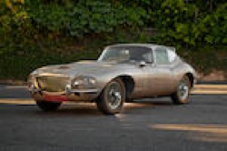 Historia: Jaguar 4.2-Liter S1 Coupe by Raymond Loewy