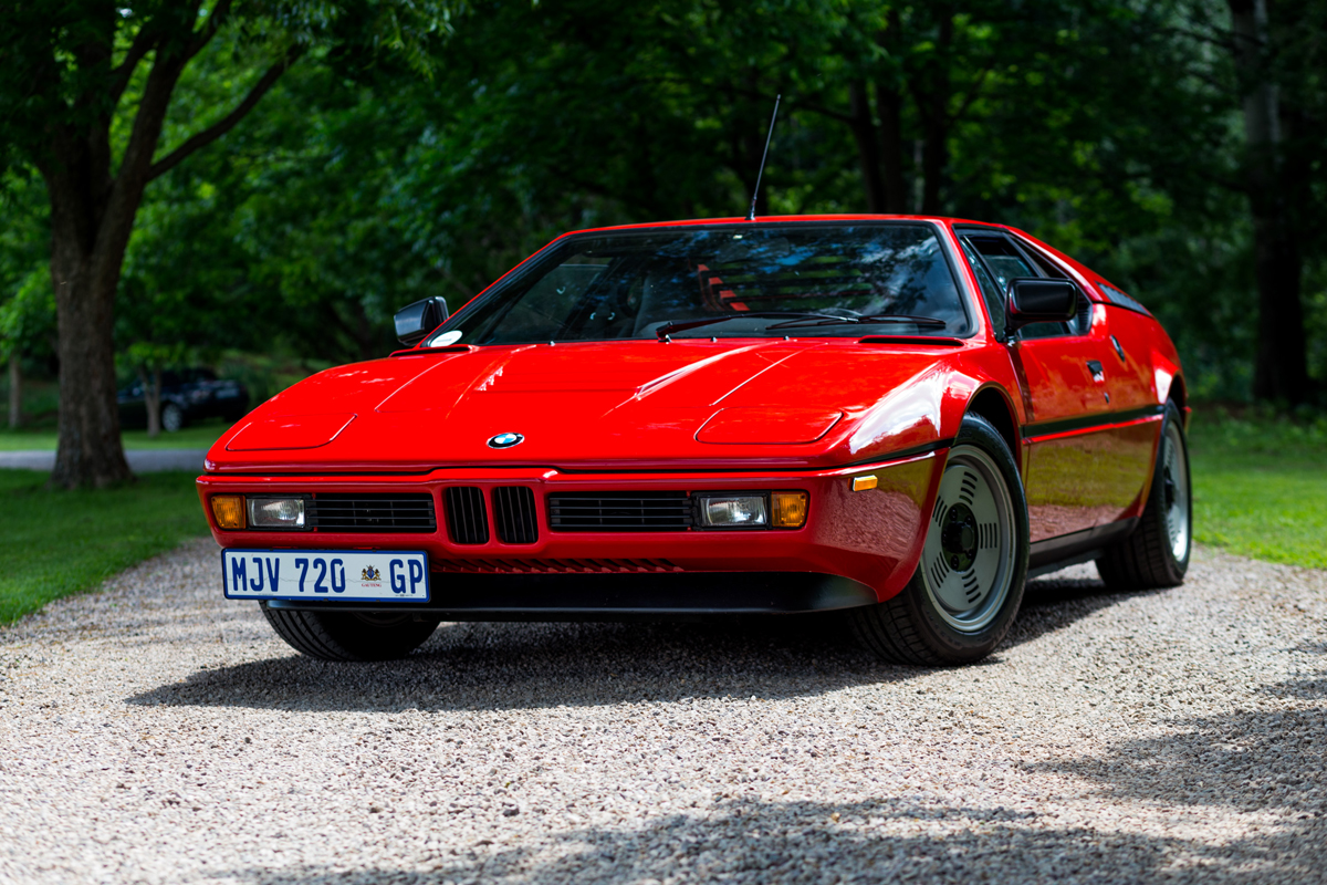 BMW M1: felices 40!