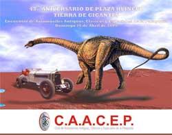 G. P. 43° Aniversario de Plaza Huincul – Tierra de Gigantes