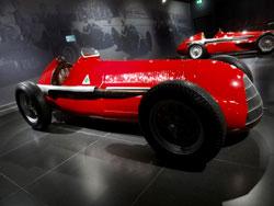 Visita al Museo Alfa Romeo