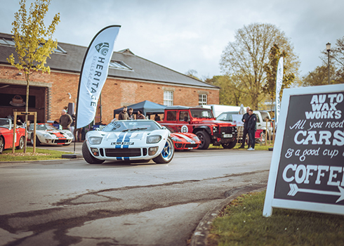 Bicester Heritage: Drive It Day